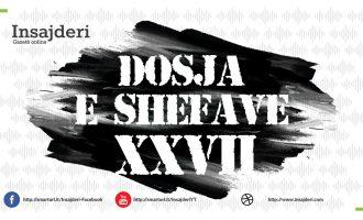Dosja e Shefave XXVII: Grabovci: Historinë e shkruaj unë