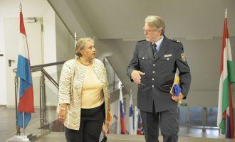 Ish-ambasadorja greke merr detyrën si shefe e EULEX-it