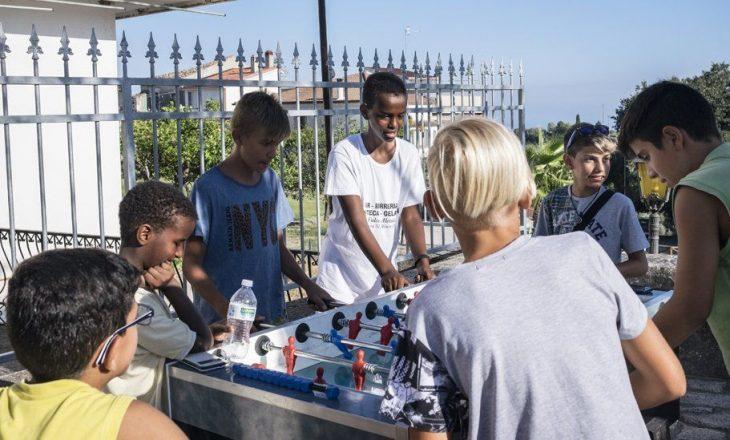 Fshati i braktisur italian që u ringjall nga emigrantët