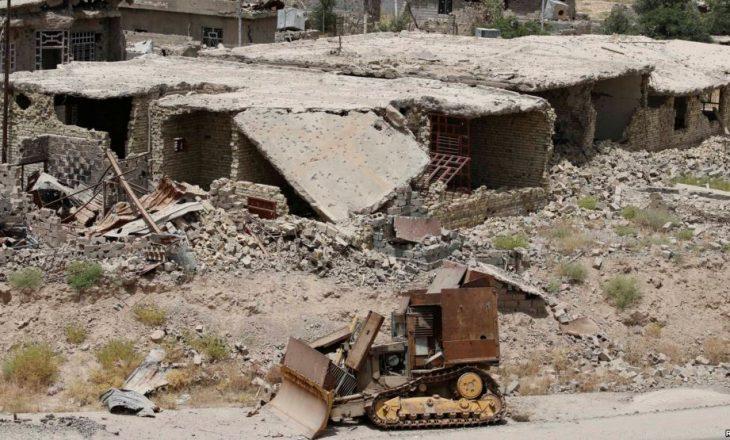 Nis kthimi i banorëve në Falluxha