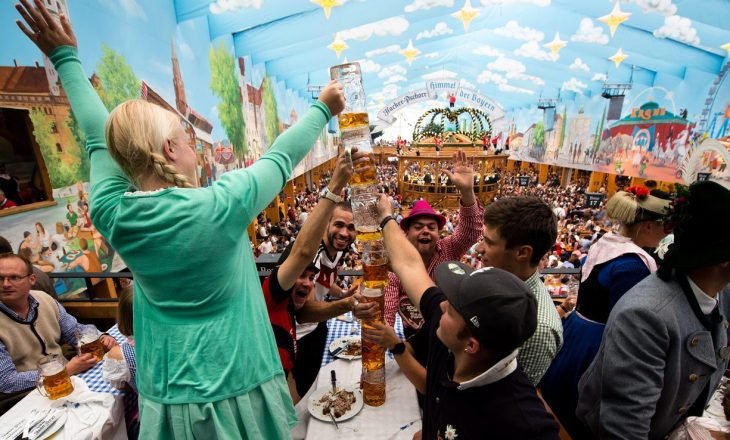 Gëzuar për festivalin më të madh të birrës në botë