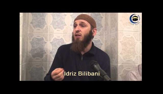 Idriz Bilibani, hoxhë i komunitetit boshnjak dhe administrator i portalit stazomislama.com,