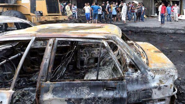 Shteti Islamik vret 10 persona në Irak