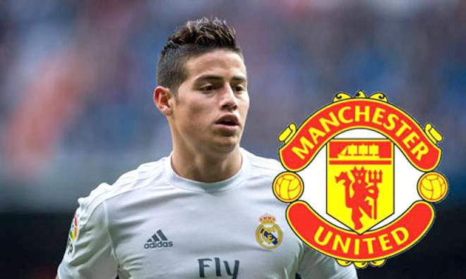 """Mourinho i ofron James Rodrigues """"rol të rëndësishëm"""" në United"""
