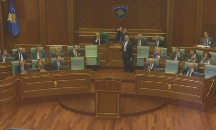 Paçaku detyron Grabovcin dhe Veselin të kërkojnë falje publike për fyerje etnike