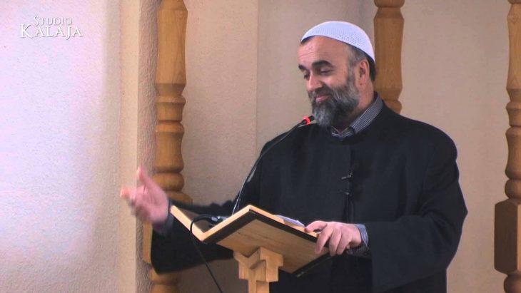 """Mazllam Mazllami,jeton në Prizren, imam në xhaminë e """"Jeni Mahallës"""""""