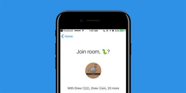 Facebook mund të sjellë dhomat publike tek Messenger