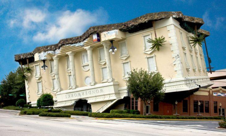 Ndërtesa me pamje të pazakontë