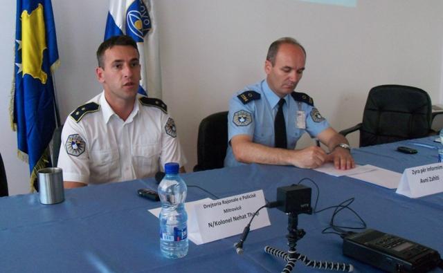 Policia: Nehat Thaçi ishte në udhëtim privat