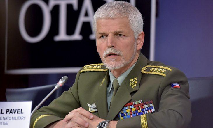 Pavel: Ballkani rrezikohet nga terrorizmi dhe ndikimi rus