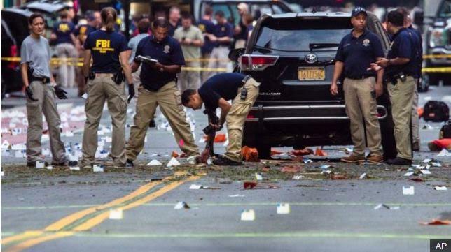 Arrestohen 5 persona për shpërthimin në New York