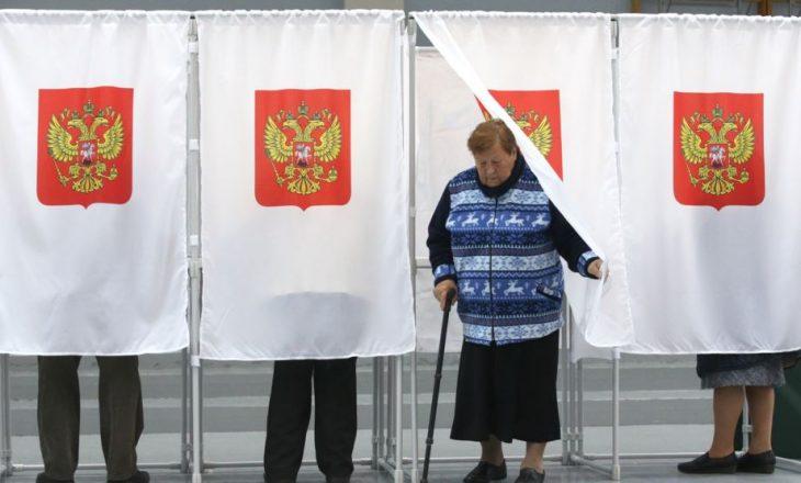 Në zgjedhje kryeson partia që mbështetet nga Putini