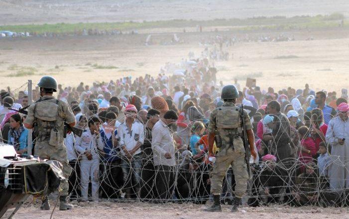 Shtetet evropiane që kanë ngritur mure për emigrantët