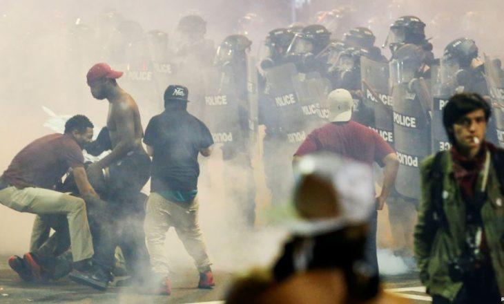 Gjendje e jashtëzakonshme nga dhuna në Sharllotë të ShBA-së