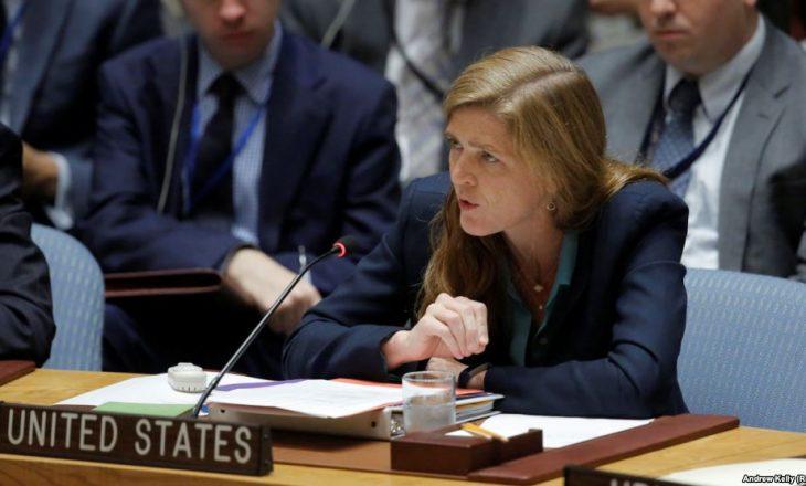 """ShBA akuzon Rusinë për """"barbarizëm"""" në Siri"""