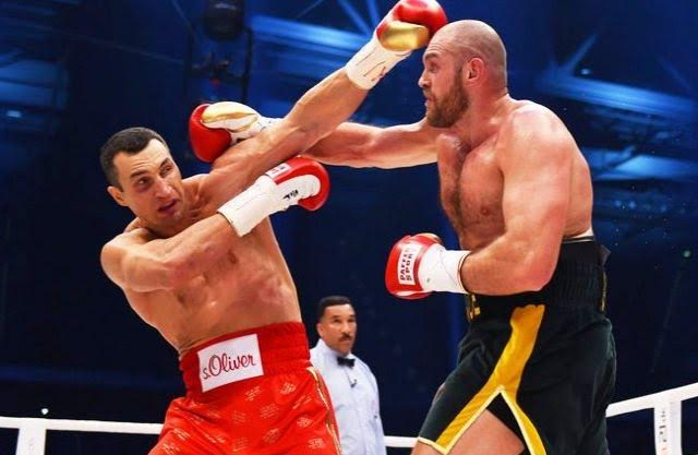 Klitschko: Nuk më tremb Tayson Fury