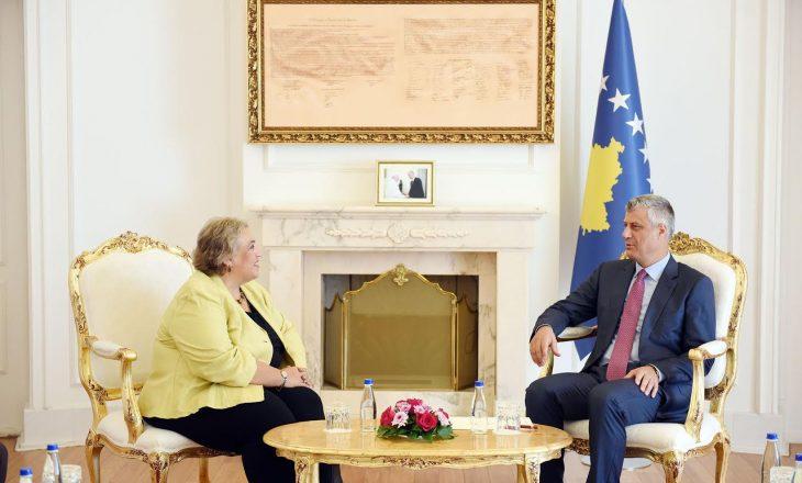 Thaçi: EULEX-i ka fuqizuar sistemin tonë të drejtësisë