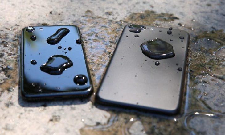Testohet rezistenca e iPhone 7