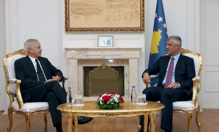 Thaçi: OBSE-ja, rol thelbësor në organizimin e zgjedhjeve në veri