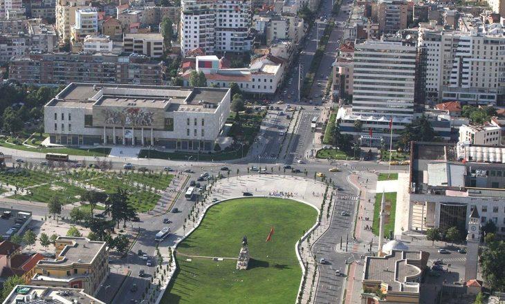 Lëkundje tërmeti në Tiranë