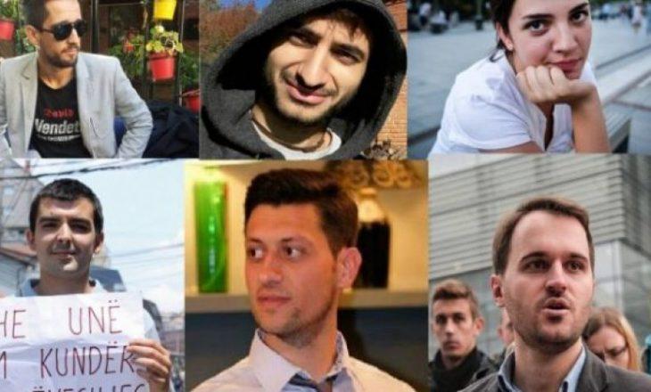 Prokurori kërkon kthimin e tre aktivistëve të Vetëvendosjes në paraburgim