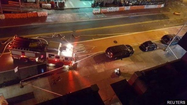 Shpërthim në New York, 29 të lënduar