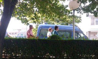 Deputeteve të arrestuara të VV-së, policia u gjeti sprej dhe gaz lotsjellës