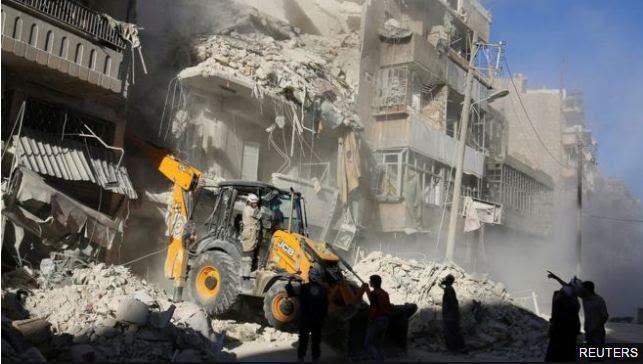 OKB takim urgjent  për Aleppo