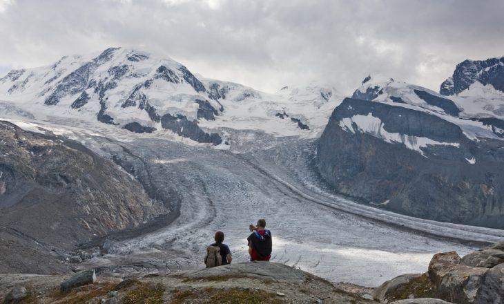 Ditët me borë në Alpe – çdo dhjetë vjet, gati 9 ditë më pak