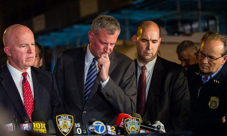 Pesë të arrestuar për shpërthimin në Brooklyn
