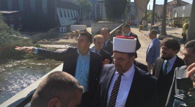 Bahtiri: Për xhaminë luftuam si luanë në Bruksel