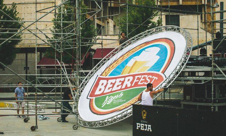 Kthehet Beerfest