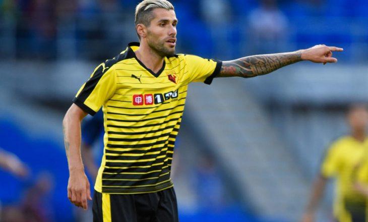 Behrami gati ta lë Watfordin për skuadrën zvicerane