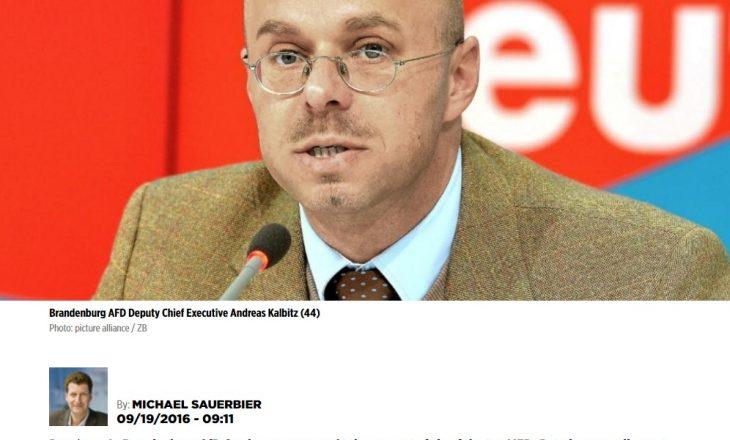 """Gazeta 'Bild' i quan """"mafioz"""" delegacionin shqiptar në Kuvendin e landit Gjermani"""