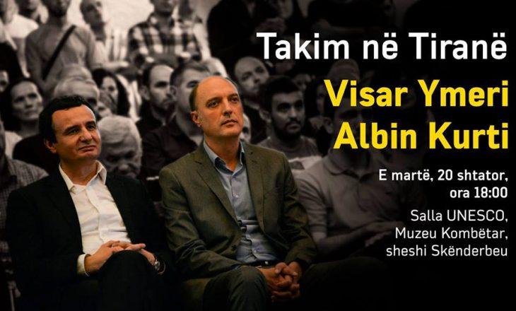 Kurti nga Tirana paralajmëron luftë për mbrojtje kufiri