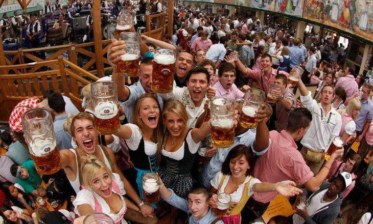 """Masa të rrepta sigurie në Mynih në prag të """"Oktoberfest"""""""
