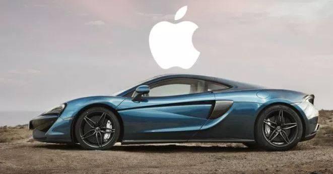 Apple përgatitet të blejë McLaren