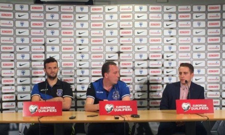 Bunjaki flet para sfidës ndaj Finlandës – synon fitoren