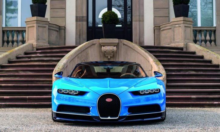 Modeli i ri i Bugatti vjen me katër dyer