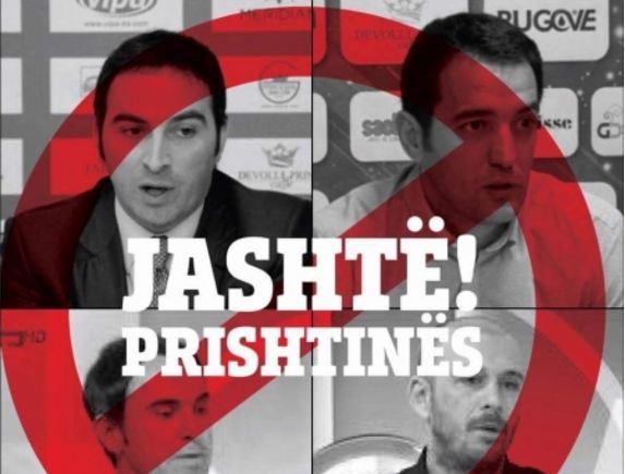 Plisat kërkojnë dorëheqjen e Blerand Stavilevcit nga Sigal Prishtina