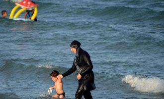 Gjykata në Francë merr vendim të ri për burkinit në plazh