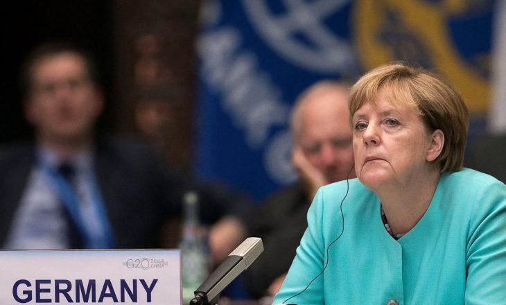 Partia e Merkelit mposhtet në zgjedhje nga një parti anti-BE