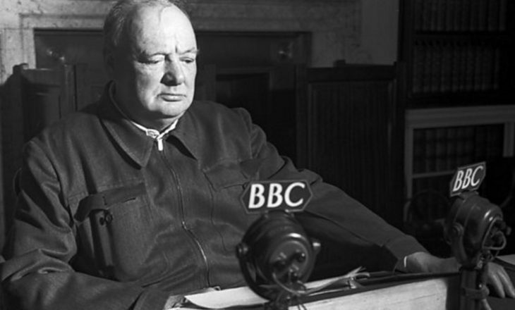 Dilema e Luftës së Dytë Botërore: Kush i lexonte fjalimet e Winston Churchillit?