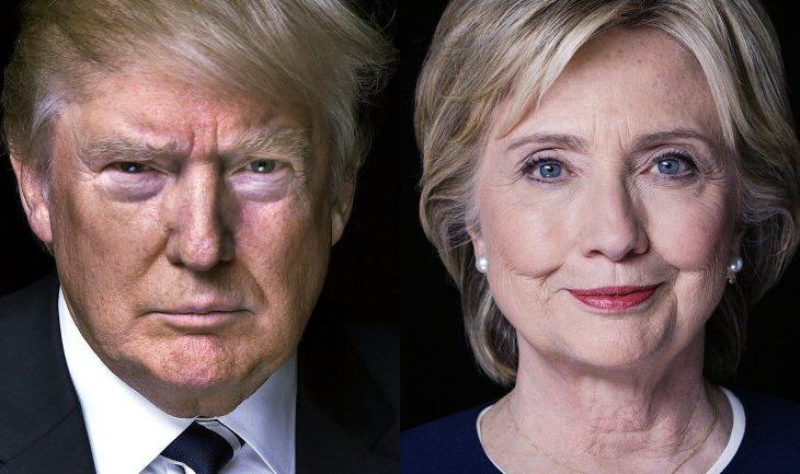 Clinton prinë ndaj Trump në sondazhet para debatit të parë