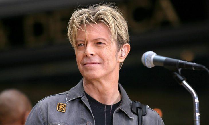Album me këngë të reja të pa publikuara të David Bowie