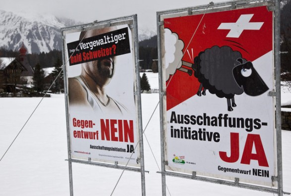 Nesër hyn në fuqi dëbimi nga Zvicra i të huajve të inkriminuar
