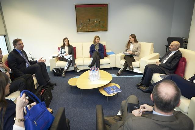 Qeveria kërkon afatizim të dialogut me Serbinë