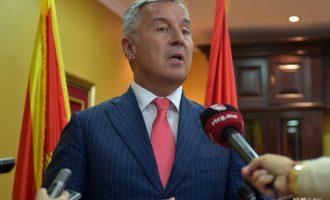 Gjukanoviq: Nuk kemi interes për territorin e askujt