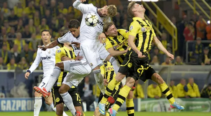 Formacionet zyrtare të ndeshjes Dortmund-Real Madrid
