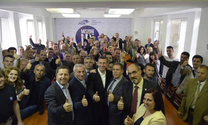 """PDK i çon """"selam"""" prokurorisë: Qemajl Mustafa është i pastër"""
